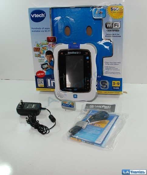 """VTech InnoTab 2S 2GB 5"""" WiFi Learning App Tablet With Game"""