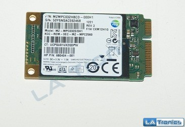 HP Envy 4-1000 Series 32GB Solid State Drive mSATA SSD 687100-001 Tested