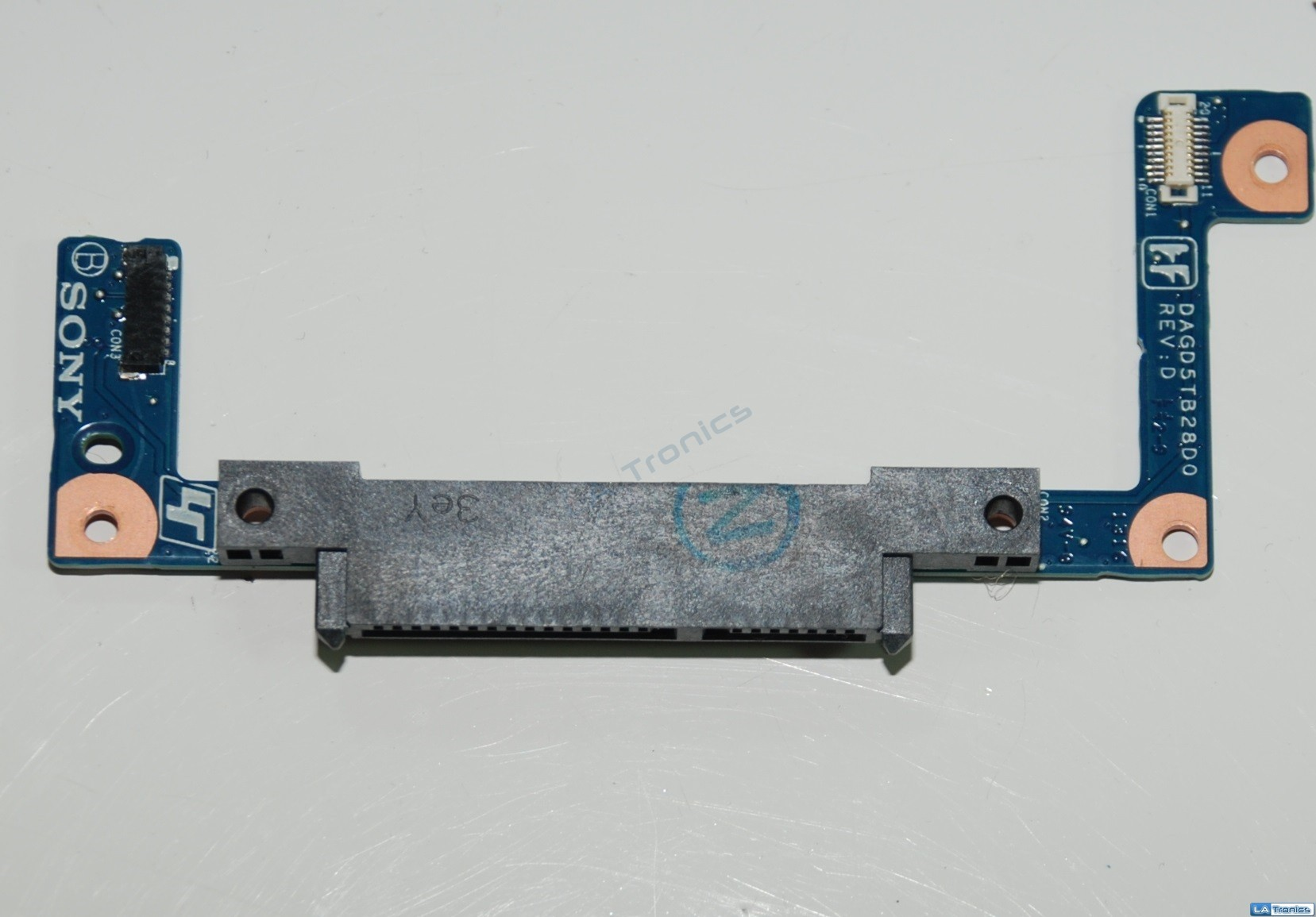 Sony Vaio SVF14 SVF15 Fit Series Hard Drive Connector DAGD5TB28D0 REV:D