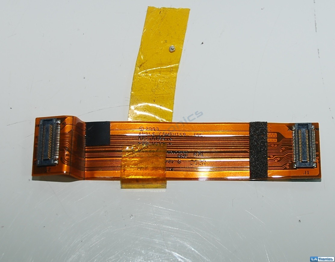 "Apple PowerBook G4 A1106 M9677LL/A 15"" Audio Flex Cable 821-0289-A 632-0198-A"