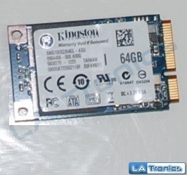 Asus UX31 UX31A 64GB mSATA Internal Solid State Drive SMS100S2/64GL TESTED