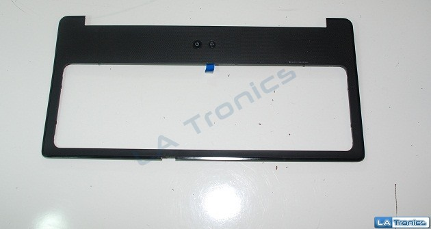 """HP Pavilion G70 Geuine Keyboard Bezel Cover w Power Button 489115-001 Tested """"A"""""""