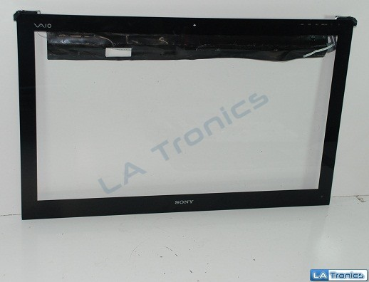 """Sony Vaio SVL241 24"""" Touch Screen LCD Glass Digitizer 090-0001-4558-A Tested"""