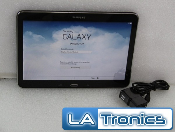samsung galaxy tab 4 sm t530nu 10 1 touchscreen 16gb. Black Bedroom Furniture Sets. Home Design Ideas