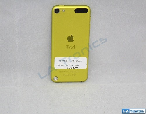OEM Apple iPod Touch Green 5th Gen A1421 Back Housing Mid Frame Cover 16GB 32GB