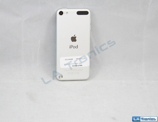 Apple iPod Touch silver 5th Gen A1421 Back Housing Mid Frame Cover 16GB 32GB