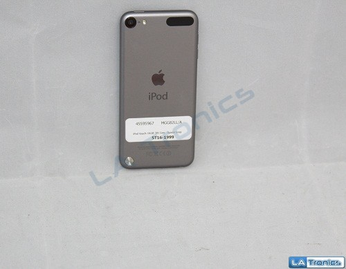 OEM Apple iPod Touch Space Grey 5th Gen A1421 Back Housing Frame Cover 16GB 32GB