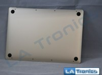 "New Apple Macbook Core M 12"" A1534 2015 Gold Bottom Case  613-01926-A"
