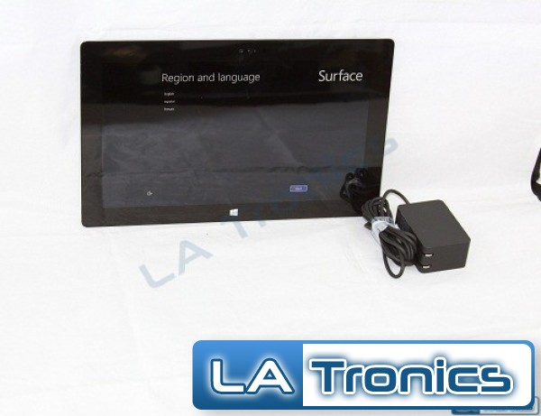 microsoft surface rt 32gb tablet manual