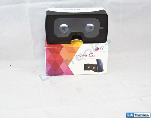 NEW Genuine LG Virtual Reality VR 3D Headset for G3 Smartphone Video Glasses