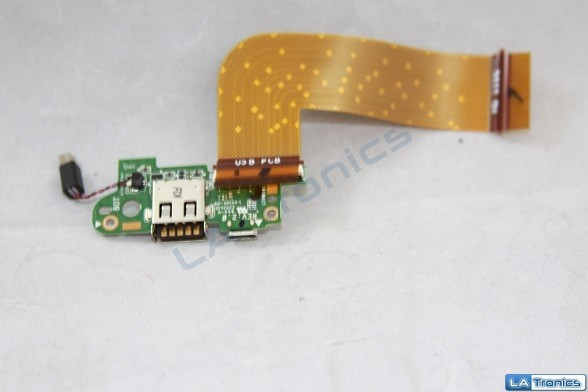 Dell Venue 11 Pro T06G 5130 OEM USB PCB Charge Port Board 69NM0MG10B02 Tested