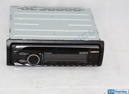 Sony CDX-GT575UP FM/AM Compact Disc Player CD/MP3/AUX/USB In-Dash Car Receiver