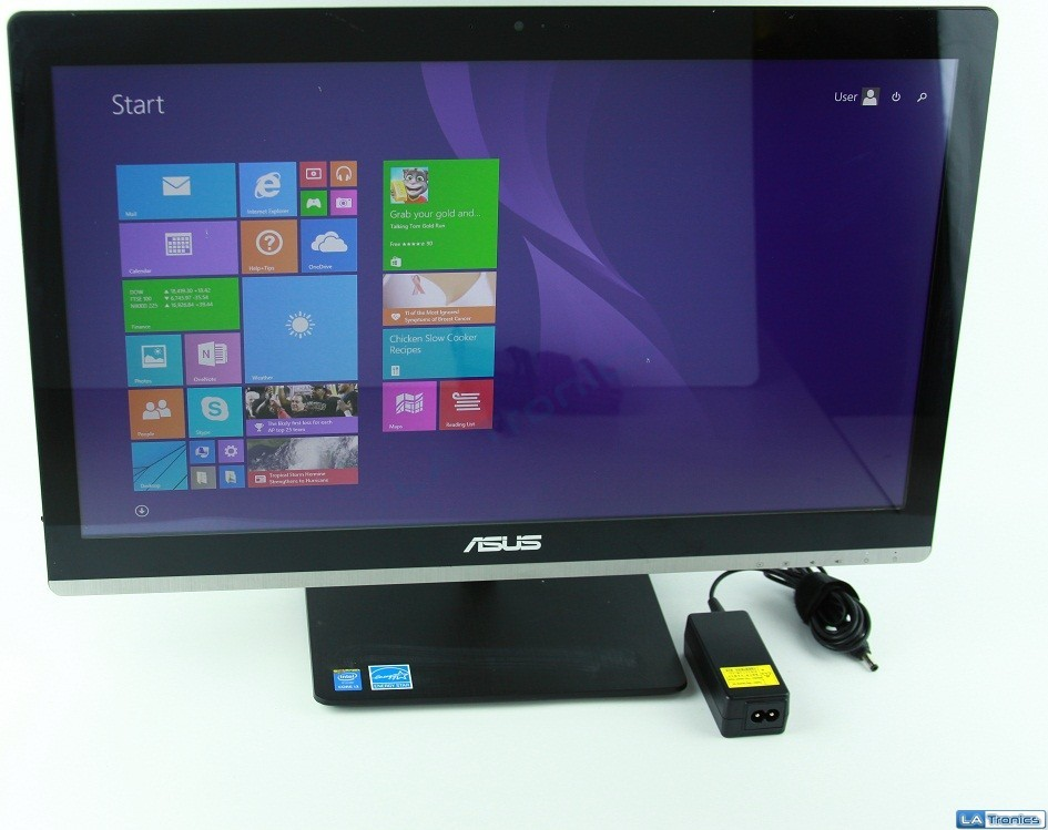 """Asus ET2230IUT-06 21.5"""" Touch Intel i3-4150T 8GB 1TB HDD All In One AIO Desktop"""