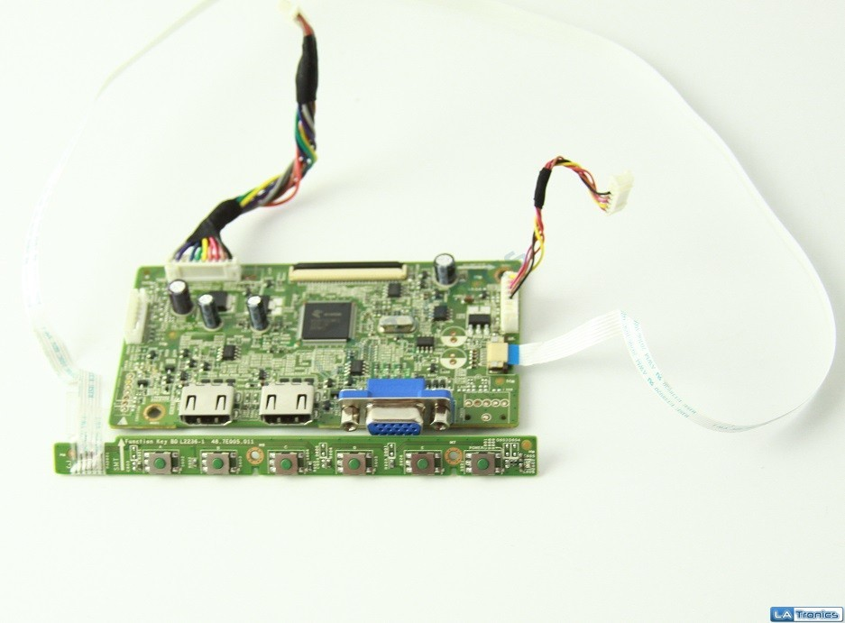 Acer T272HL Monitor Interface Board + Function Key Board L2135-1M 48.7E008.01M