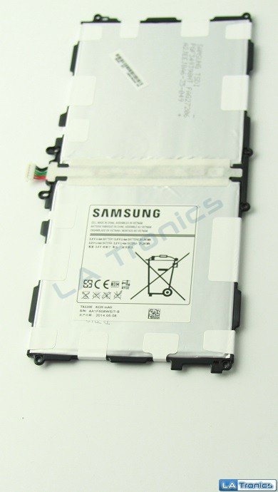 Samsung Galaxy Note Genuine Battery SM-P600 T8220E Tested