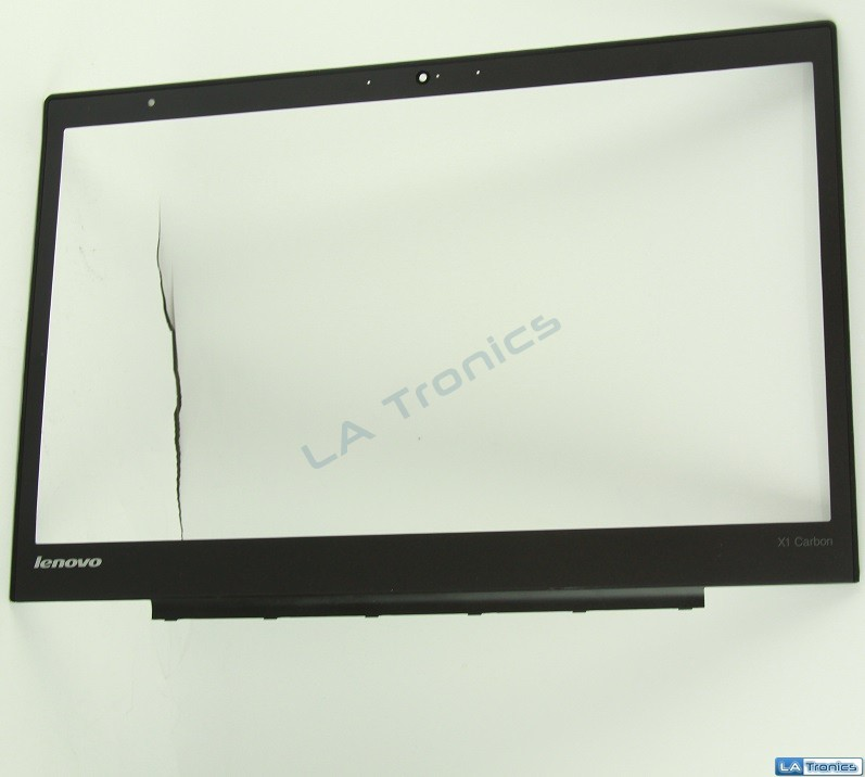 "New Genuine OEM IBM Lenovo X1 Carbon Gen 2 14"" LCD Bezel 04X5569 60.4LY07.001"
