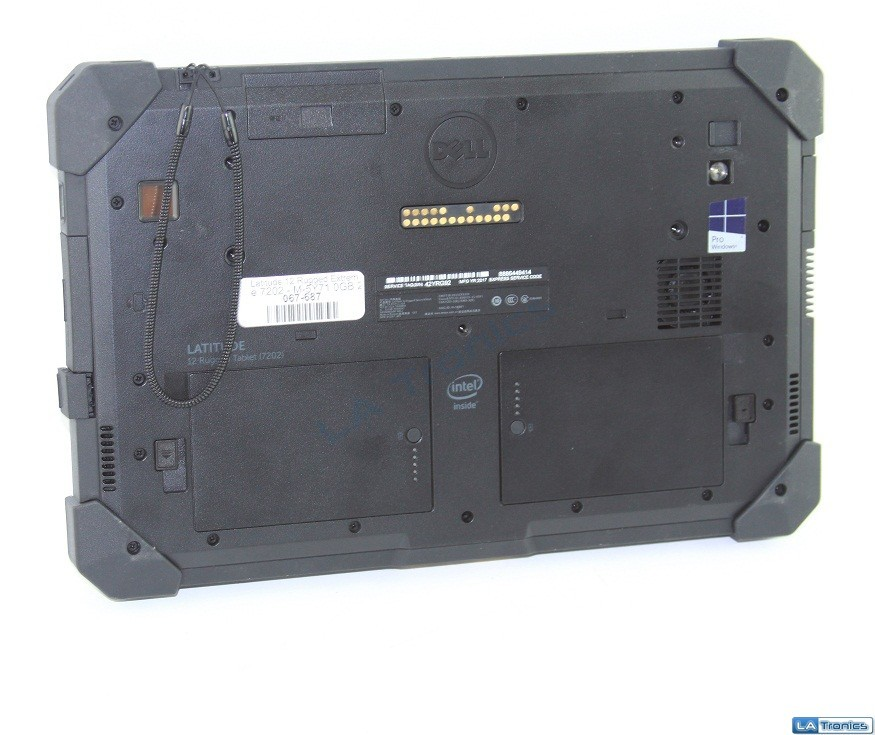 Dell Laitude 12 7202 Rugged 11.6
