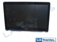 """New Sony Vaio Fit SVF15A18CXB SVF15A 15.6"""" LCD Touch Screen Digitizer Frame"""
