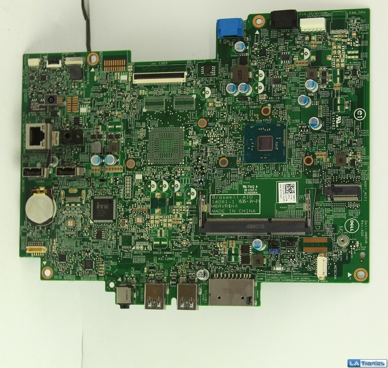 Dell Inspiron 3052 AIO Intel Pentium N3700 1.6GHz Motherboard 0C2YTB C2YTB
