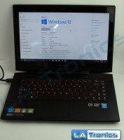 "Lenovo Y40 14"" Laptop Intel i7-5500U 2.4GHz 8GB Ram 500GB HDD Win 10 Home *Read*"