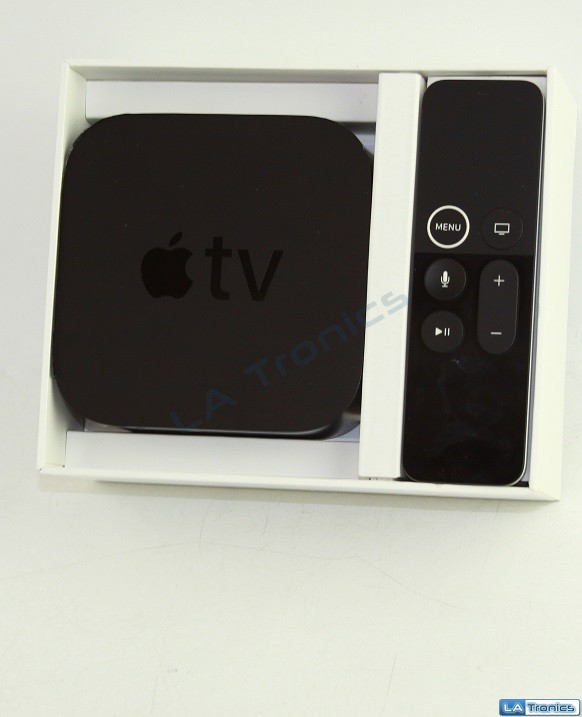 Genuine Complete Apple TV 32GB MR912LL/A Digital HDR Media Streamer Grade A