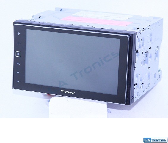 Pioneer AppRadio 4 SPH-DA120 6.2-Inch Capacitive Touchscreen Display w/Bluetooth