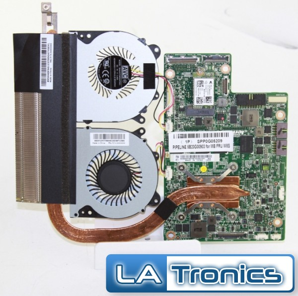 Lenovo Horizen 2s Intel i3-4030U Motherboard 8GB + Heatsink Fan 85B20G00903