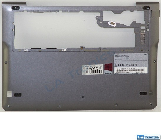 Genuine Samsung UltraTouch NP540U3C Bottom Base Chassis Case BA75-04232A Grade B