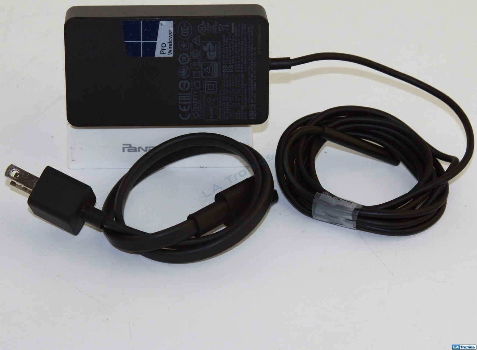 Genuine Microsoft Surface Pro 3,4, & Surface Book 12V AC Adapter USB Charger