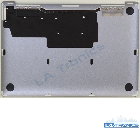 """OEM Apple MacBook Pro 13"""" A1708 2016 Bottom Case Cover Space Gray 613-03578-A"""