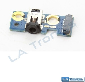 Samsung ATIV Smart PC XE500T1C Tablet DC Power Jack Charging Board BA92-11231A