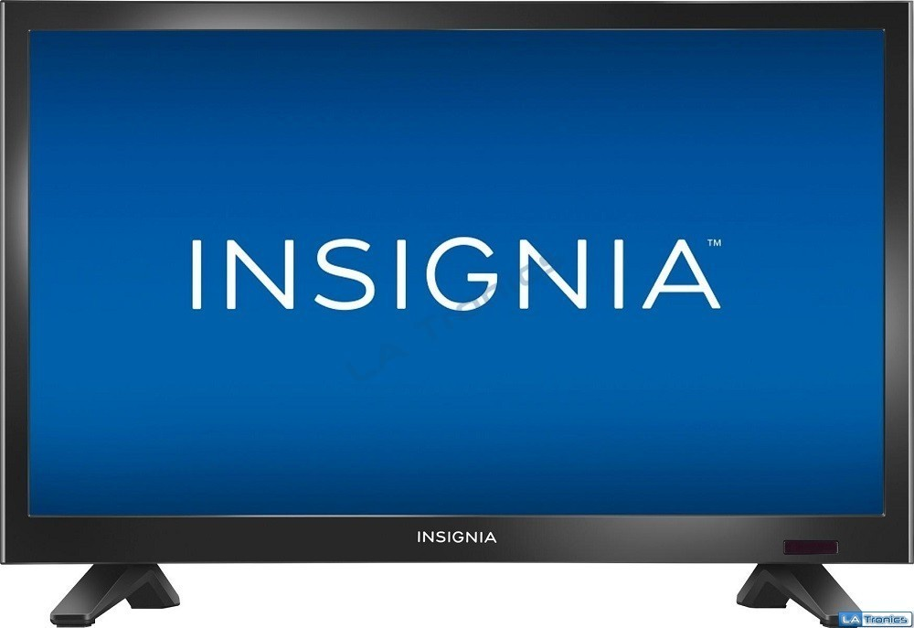 """Best Buy Insignia 19"""" Class (18.5"""" Diag) LED 720P HDTV NS-19D220NA16-A"""