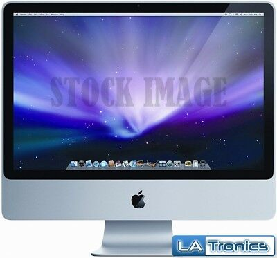 """Apple iMac 24"""" A1225 (Early 2009) Core 2 Duo 2.66GHz 4GB RAM 640GB HDD MB418LL/A"""