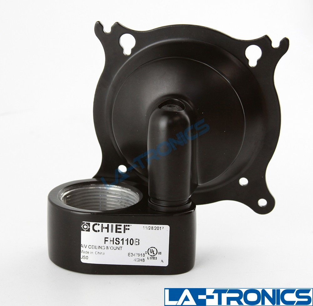 Chief FHS110B Direct Attach Ceiling Mount for Most 13