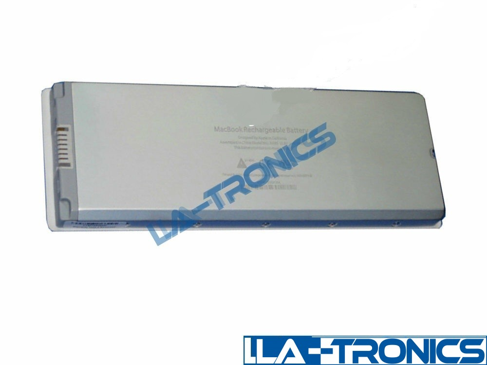 NEW A1185 Genuine OEM Apple MacBook A1181 A1185 White Rechargeable Battery