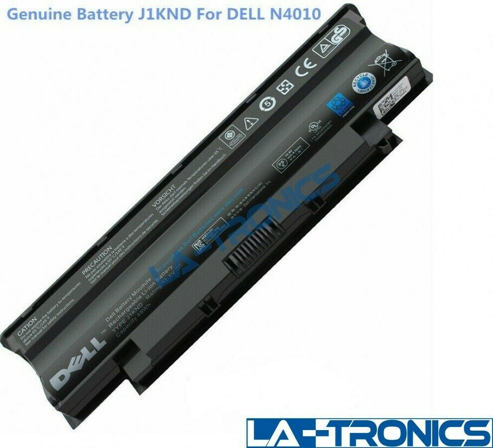 New Genuine Dell Inspiron 3520 3420 M5030 N5110 N5050 N7110 48WH J1KND Battery