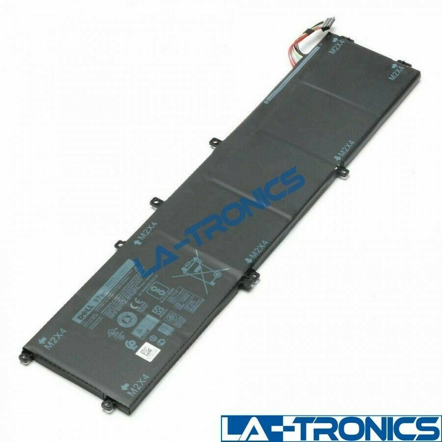 New Genuine Dell XPS 15 9560 6-Cell 97Wh Extended Laptop Battery GPM03 6GTPY