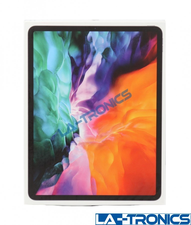 """Apple iPad Pro 12.9"""" 4th Generation 256GB with Wi-Fi + Cellular (Space Gray)"""