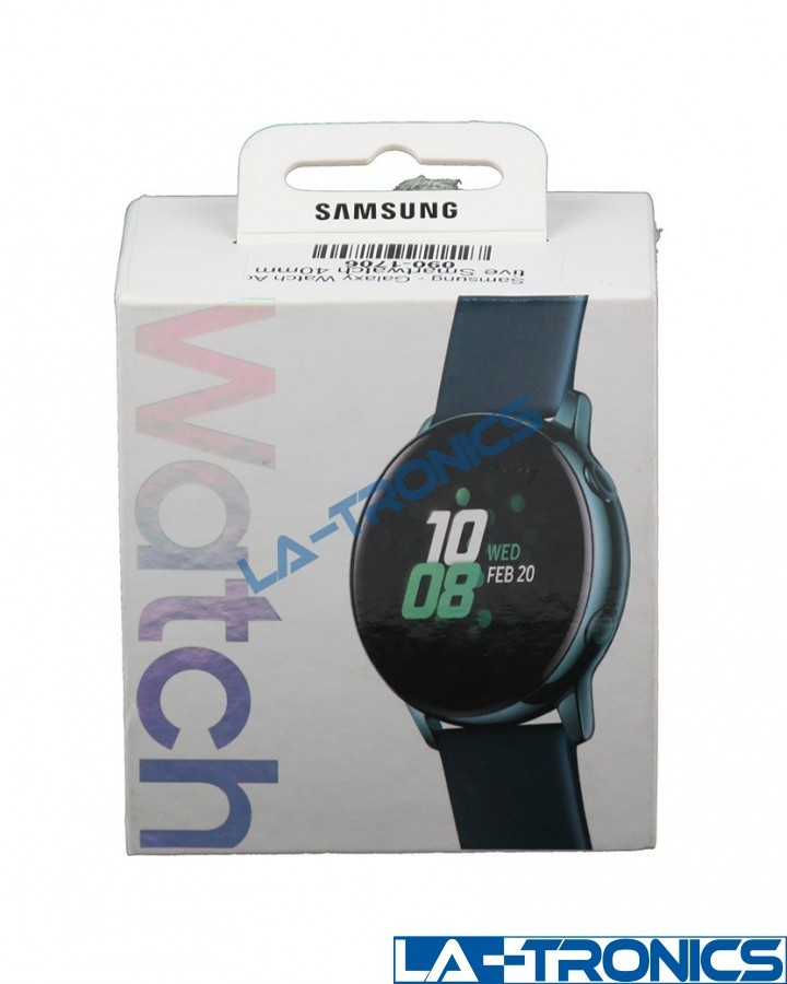 Samsung Galaxy Watch Active SM-R500 Bluetooth Smart Watch - Green *AS-IS*