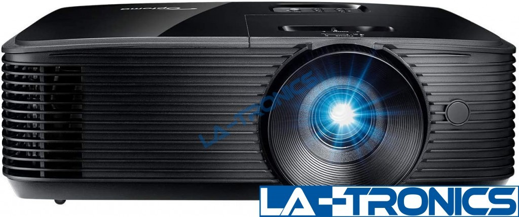 Optoma Technology HD146X Full HD DLP Home Theater Projector - Black