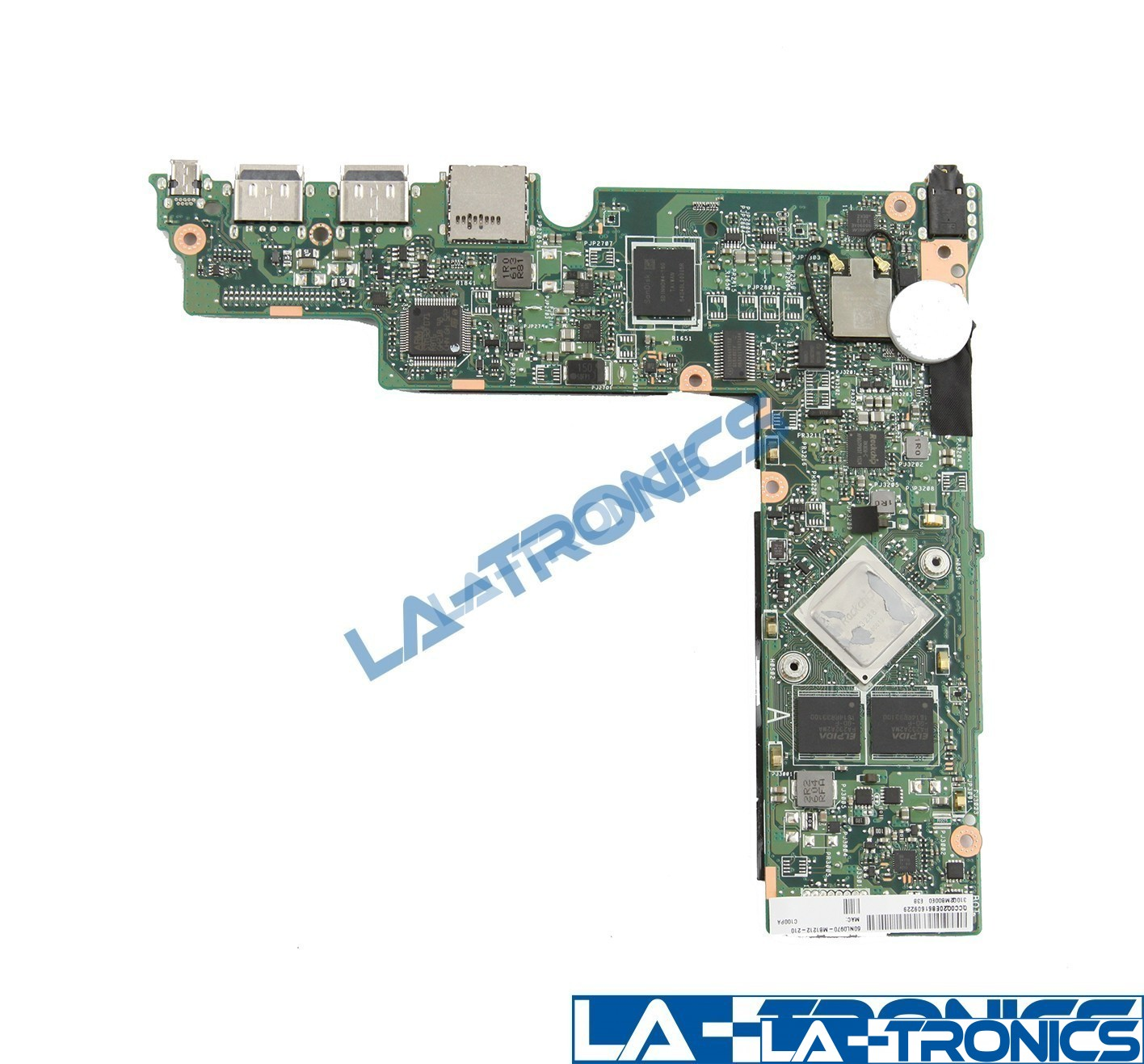 ASUS Chromebook C100P Motherboard Quad Core 1.80GHZ 2GB 16GB SSD 60NL0970-MB1212