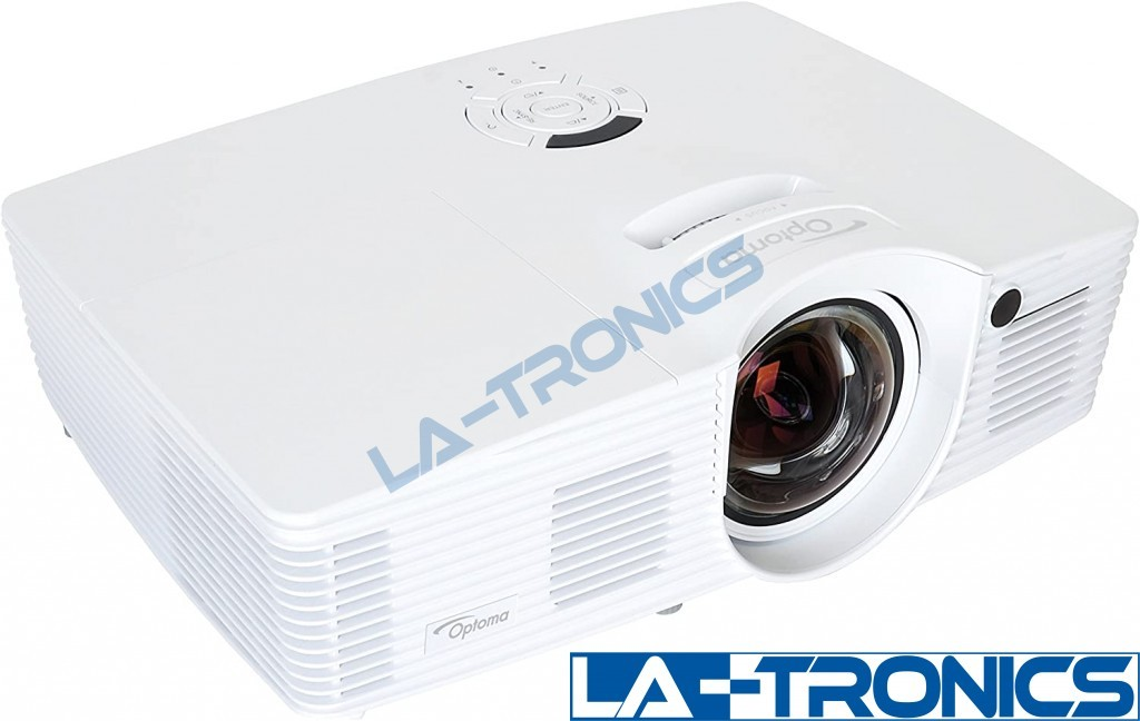 NEW Optoma GT1080 DLP Projection Display Short Throw Full 3D Gaming Projector