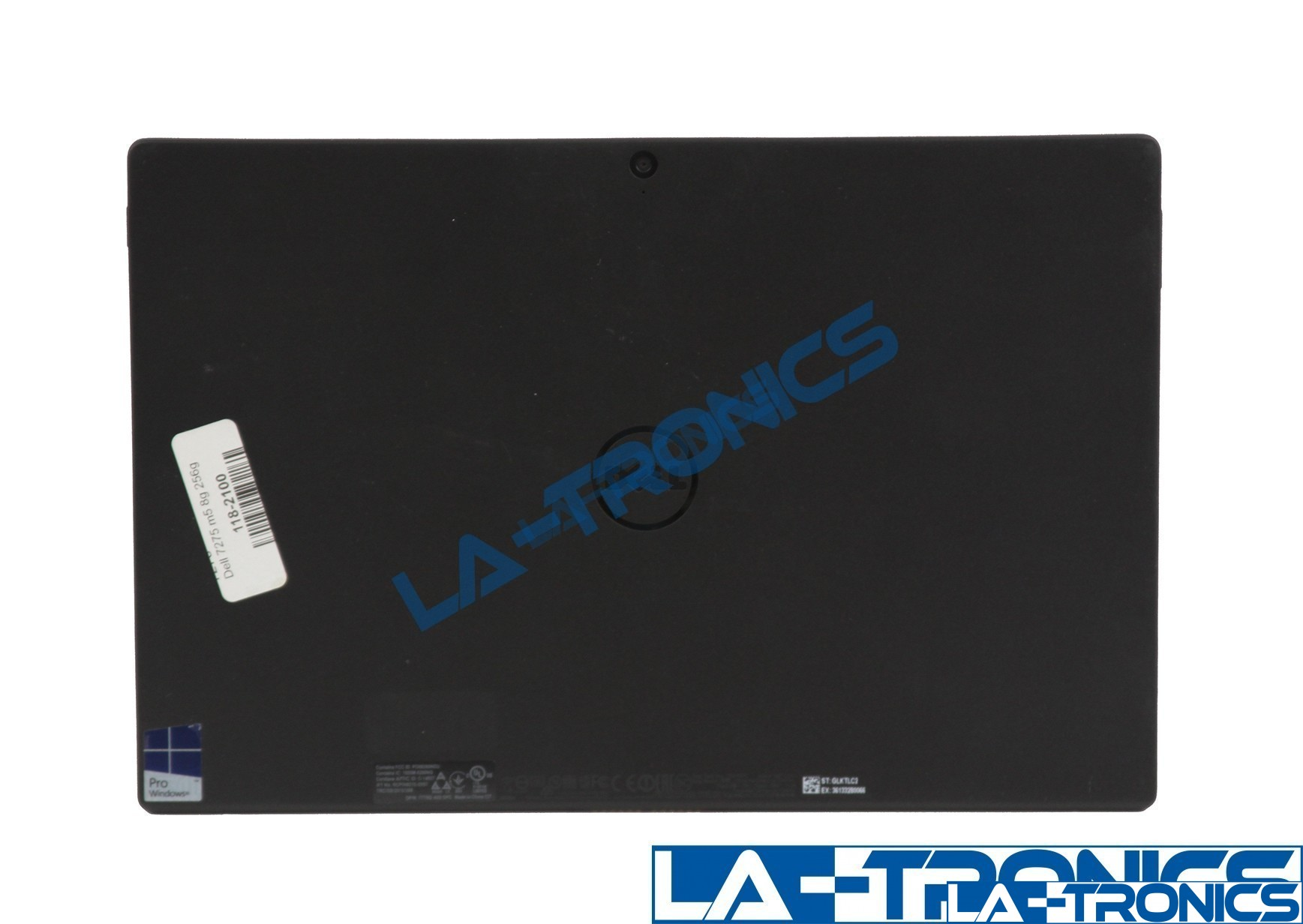 Dell XPS 12 (9250) Latitude (7275) Tablet LCD Back Case Cover 03Y4M1
