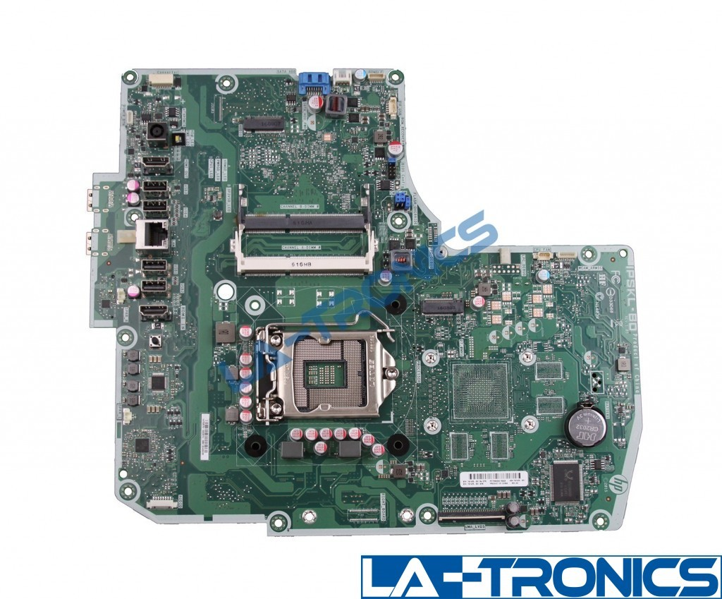 HP 24-N 27-P 27-P014 All-In-One AIO Intel Motherboard s1151 IPSKL-BD 797425-001