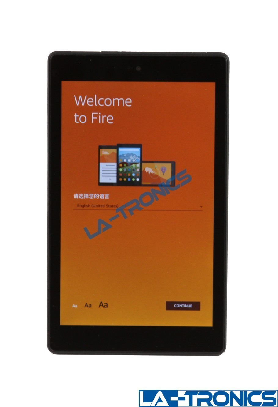 Amazon Kindle Fire HD 8 (7th Gen) 16GB Wi-Fi 8