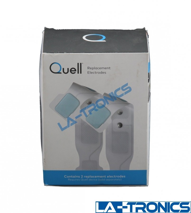 NEW 2 Quell Electrodes Sport Pain Relief Technology Therapy 1 EXP 02/21
