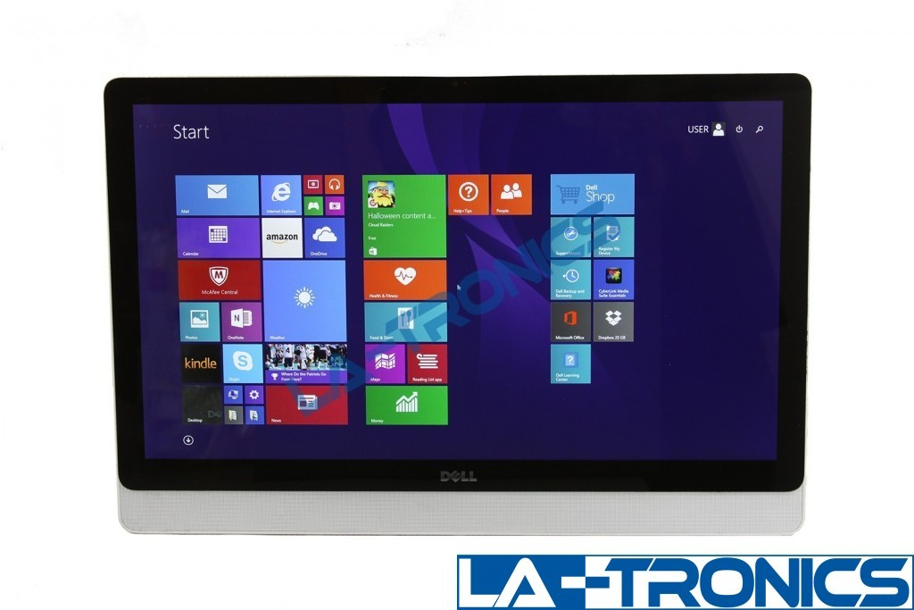 """Genuine Dell Inspiron 24 3455 24"""" All-In-One AIO LCD Touch Screen Assembly 6N77F"""