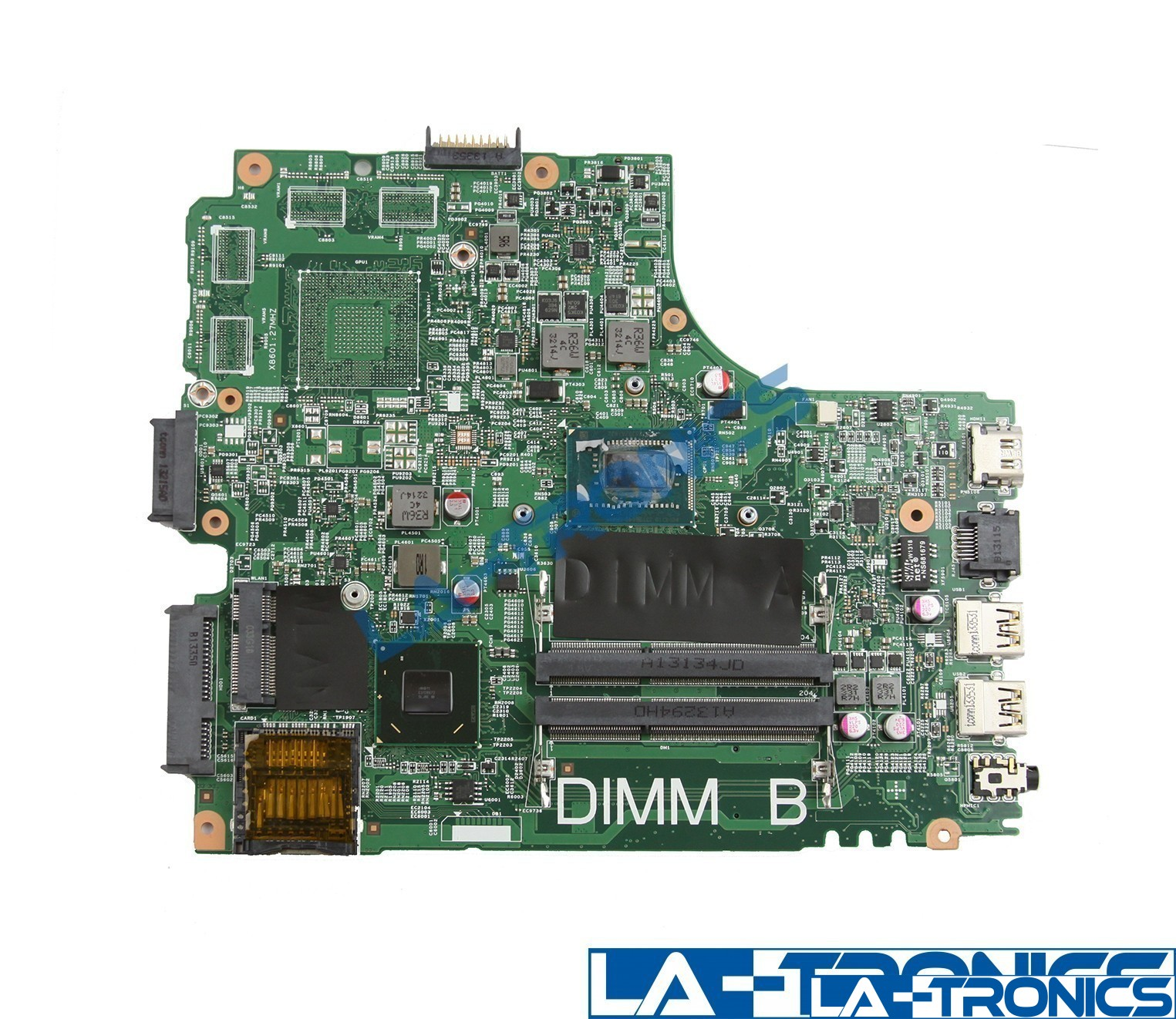 Dell Inspiron 14R 5421 14 3421 Motherboard System Board 1.90GHz Core i3 CPU