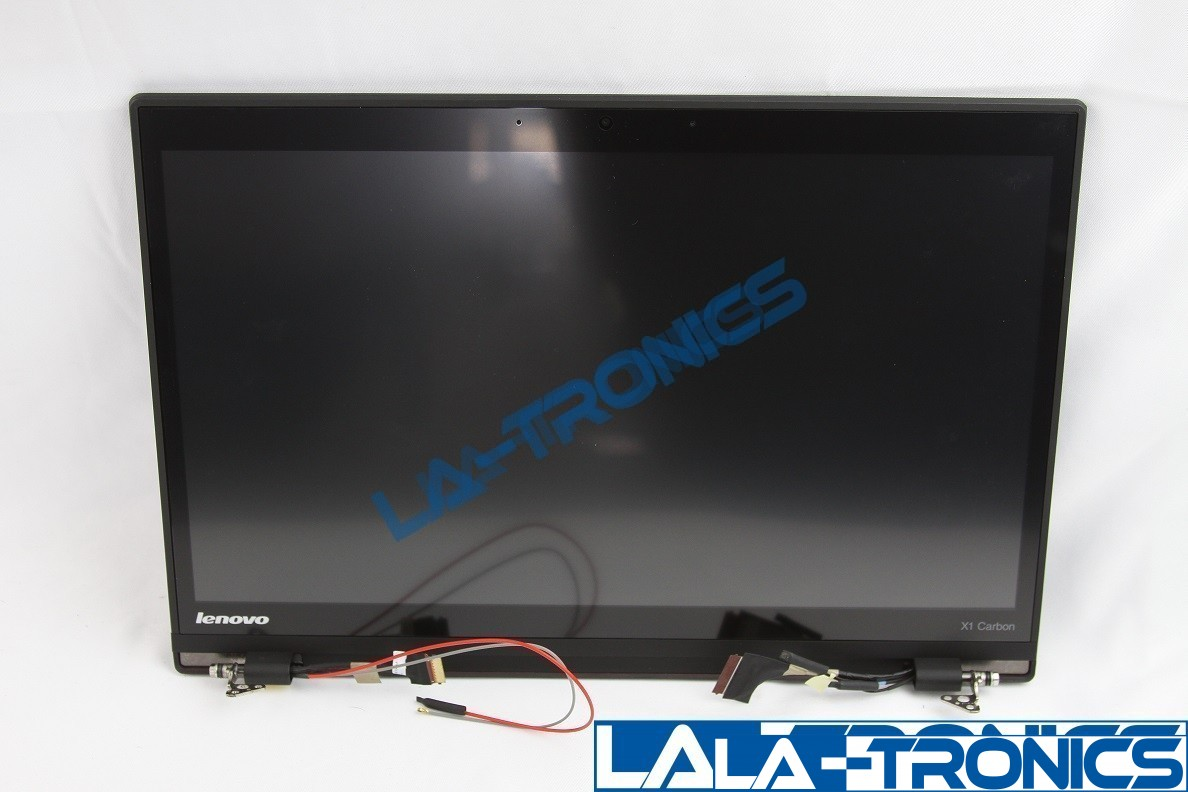 """New Lenovo Thinkpad X1 Carbon 14"""" 1st GEN LCD Touch Screen Assembly 00HM966"""