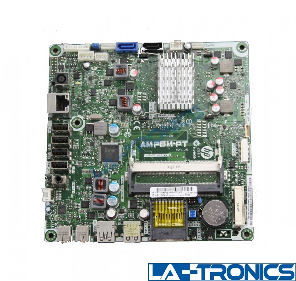 HP PAVILION 21-2024 AMD A4-6210 1.8GHZ AIO Motherboard AMPBM-PT 776431-001
